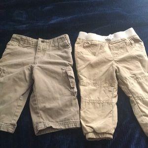 Baby boys pants bundle